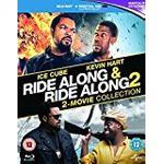 Ride Along 2 Filmer Ride Along 1 & 2 [Blu-ray] [2015]